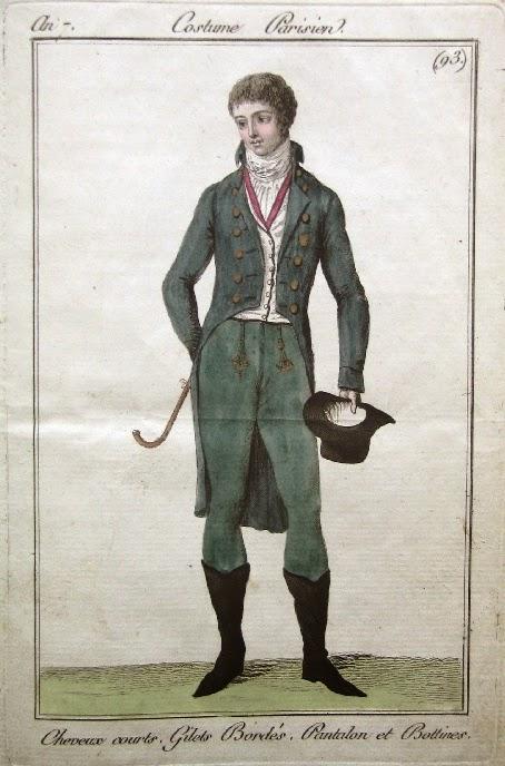 La mode au fil de l'histoire: Les modes au temps de la Révolution ...