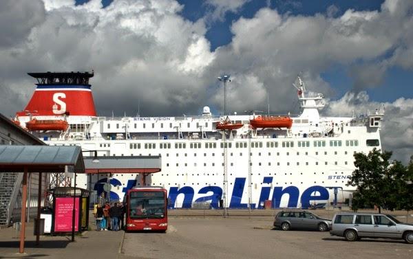 Karlskrona Stena Line