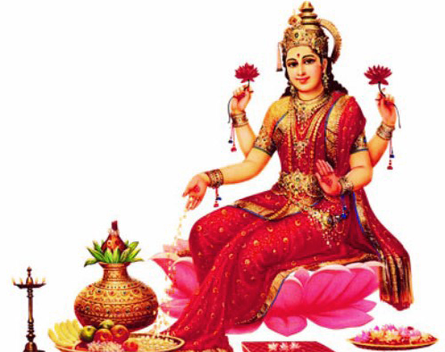 Lakshmi Pooja for Uncountable Wealth