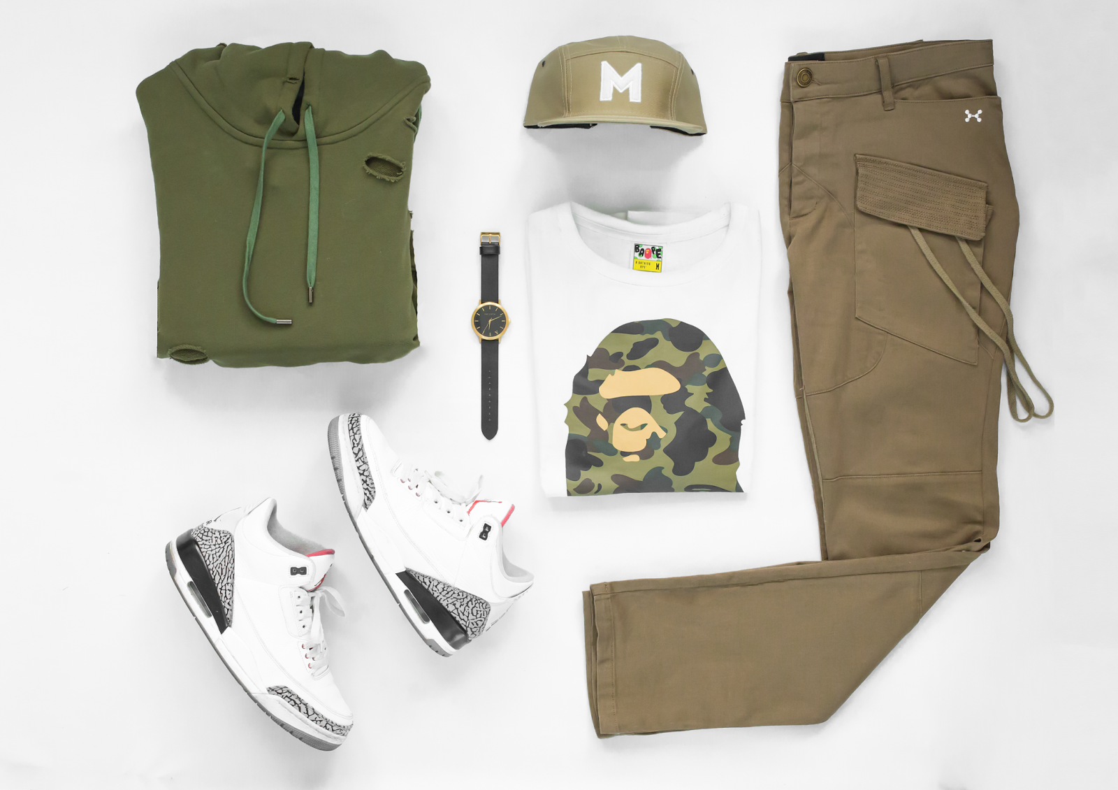 Outfit grid OOTD Challenge Day 5
