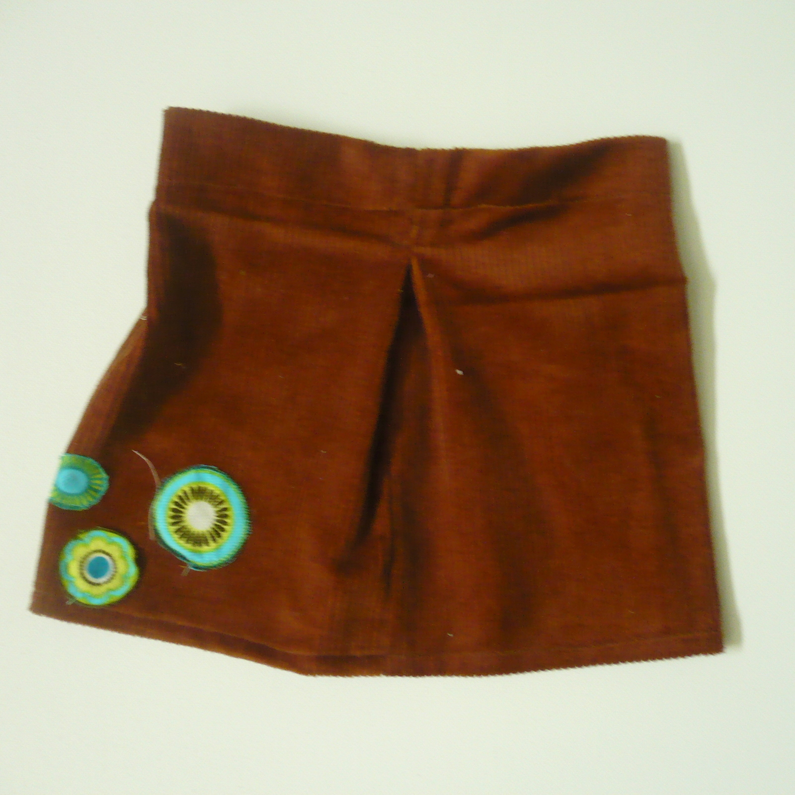 sew easy part 13 chocolate skirt