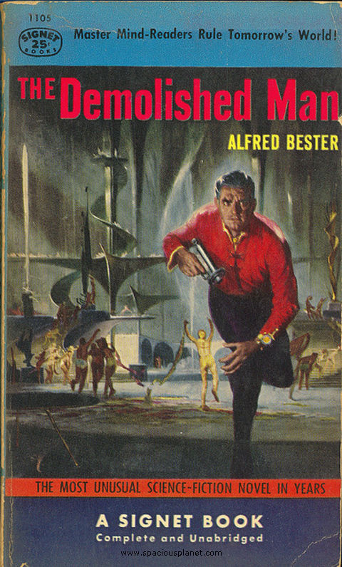awesome classic sci-fi book cover