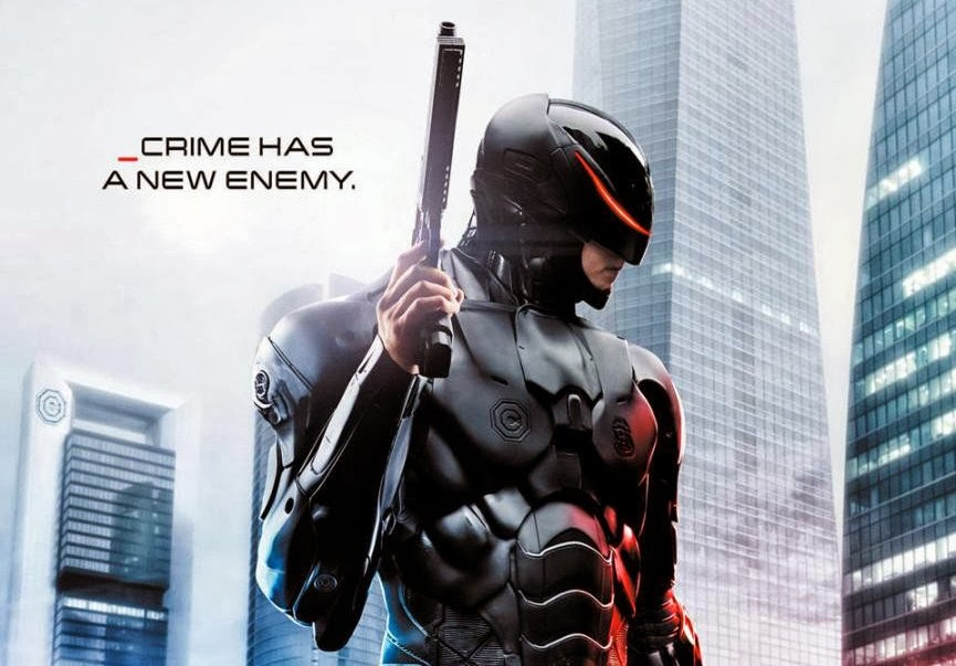 RoboCop: New Trailer & Poster