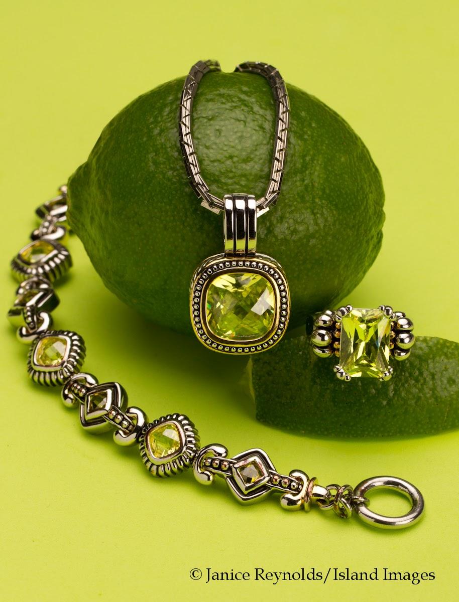 Thru The Glass: Jewelry