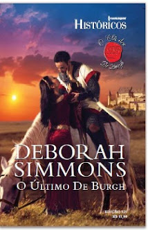 O ltimo de Burgh, Deborah Simmons