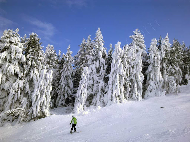 Borovets ski resort, Bulgaria