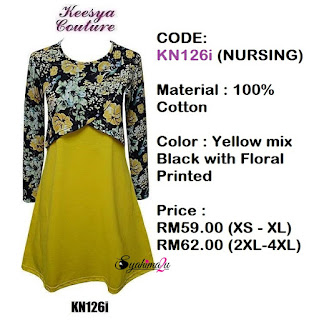 T-shirt-Muslimah-Keesya-KN126i