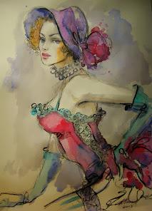 Fatima Tomaeva-Gabellini - Fine Art