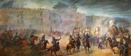 Siri Kisah Kerajaan Agung di Dunia - Kerajaan Monggol