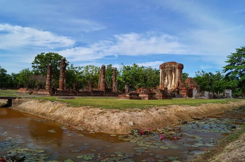 templos de Sukhothai