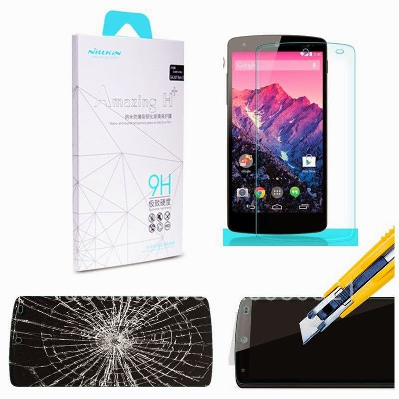 Screen Protector for LG Nexus 5 Nillkin Anti-Explosion Temper Glass 9H Hardness