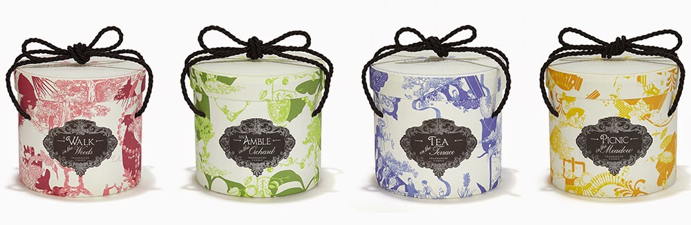 Penhaligon's Countryside Candles collection
