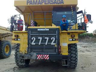 Lowongan Kerja Terbaru PT Pamapersada Nusantara (PAMA) Untuk Lulusan S1 Banyak Posisi - Januari 2013