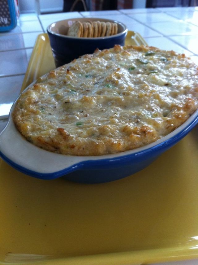 Cooking Pinterest: LOUISIANA HOT CRAB DIP