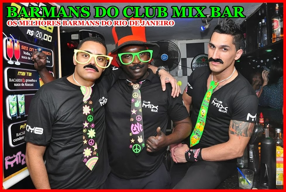 CLUB MIX BAR