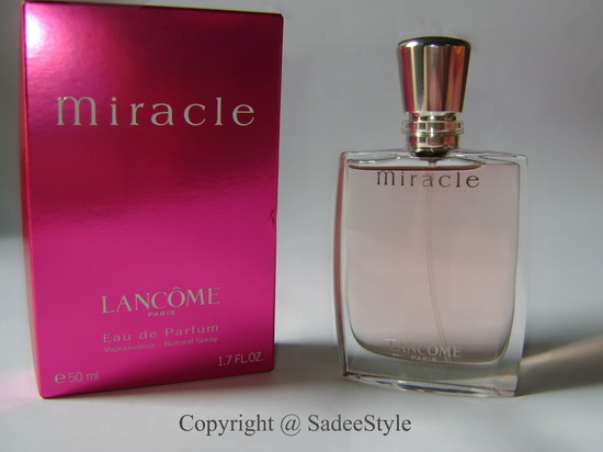 Miracle for women by Lancome Eau de Perfume Spray Pakistan