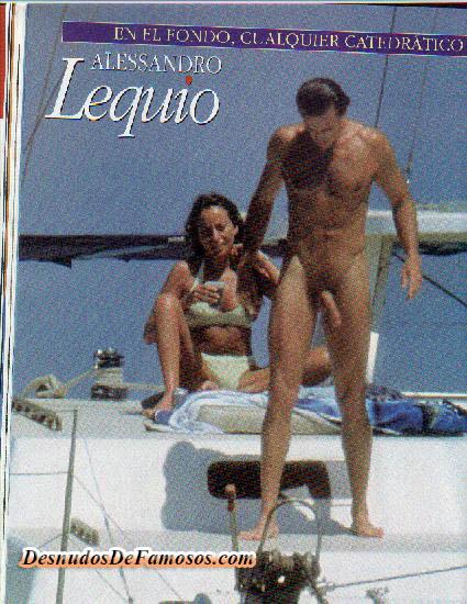 Lequio Desnudo