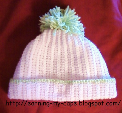 Free Pattern For Crochet Baby Hats Image Collections Knitting
