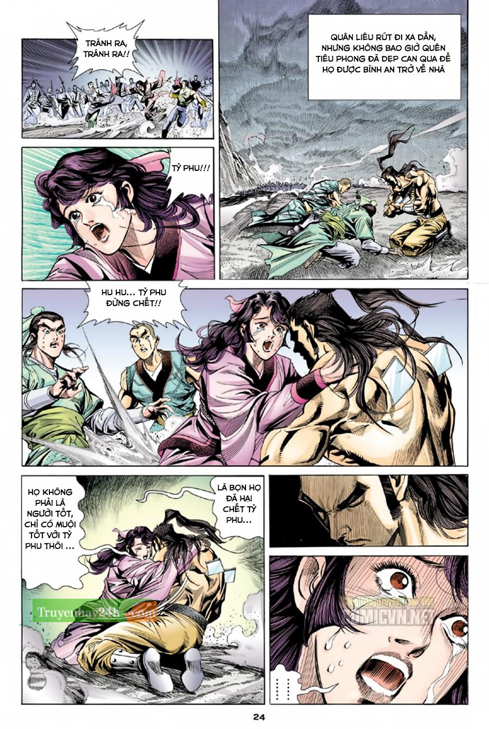 Thiên Long Bát Bộ chap 100 – End Trang 25 - Mangak.info