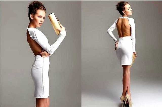 Casual Dresses and Clothes Women Collection Spring and Summer 2014