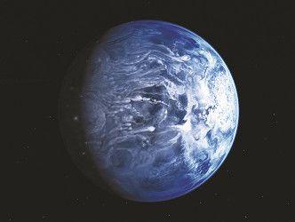 exoplaneta HD189733b