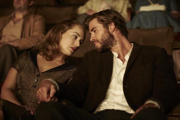 En marzo nos llegará 'La modista' con Kate Winslet y Liam Hemsworth