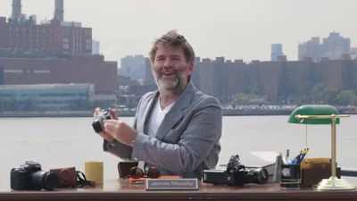 James Murphy & Canon