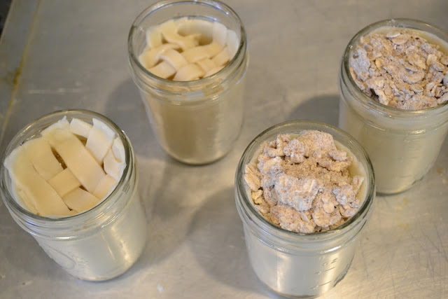 Lucky Leaf Apple Pie In A Jar unbaked pies