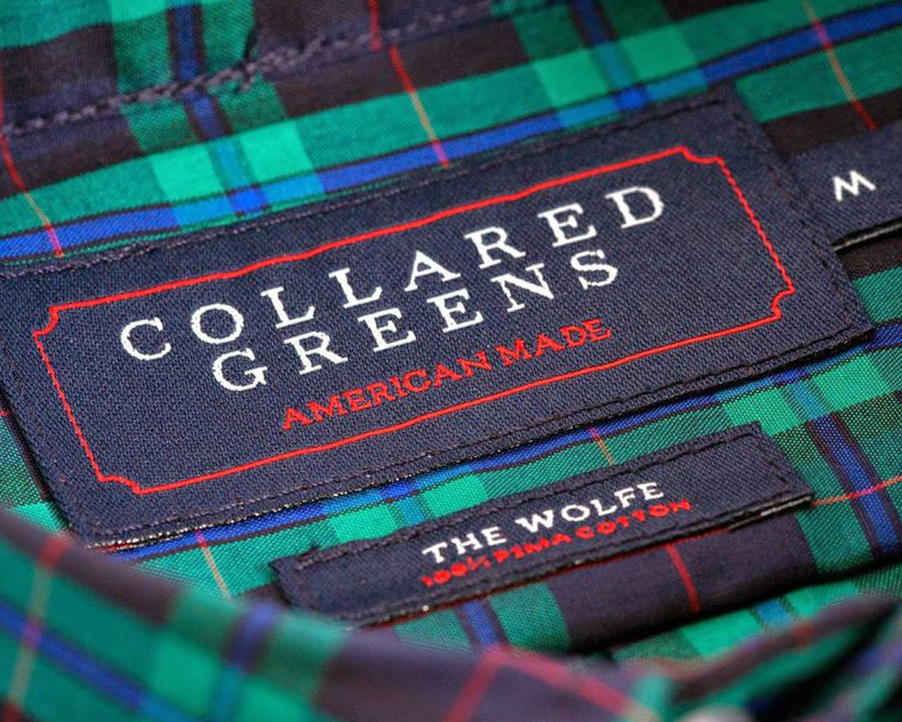 Collared Greens: The Wolfe Button Down
