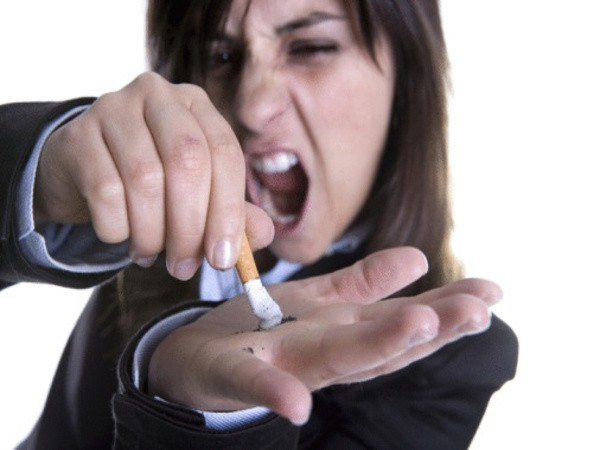 hate hearing aboutthe harmful effects of smoking , because like ...