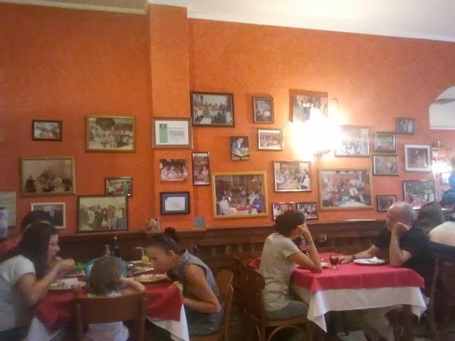 Restaurante Copacabana, Cidade Baixa, Porto Alegre