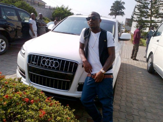 davido new jeep
