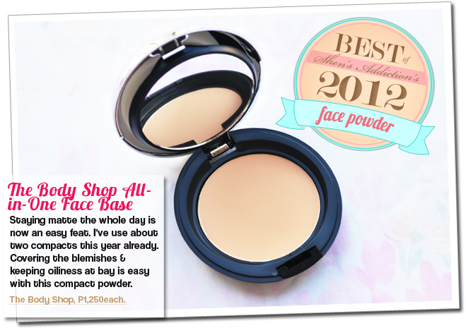 The Uncurated Life The Best Face Powder 2012 | Year End Favorites