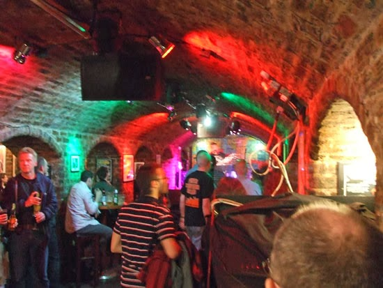 The Cavern, original bricks, John, Paul, George and Ringo, Beatlemania