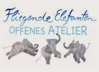 """""""FLIEGENDE ELEFANTEN"""" INTUITIVES MALEN & GESTALTEN"""