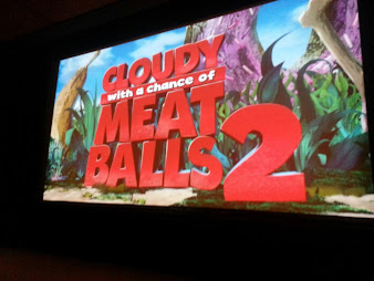 #10 Cloudy with Meatballs Wallpaper