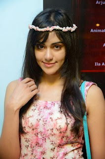 Actress Adah Sharma Pictures in Floral Dress at Satya 2 Premiere Show  0008.JPG