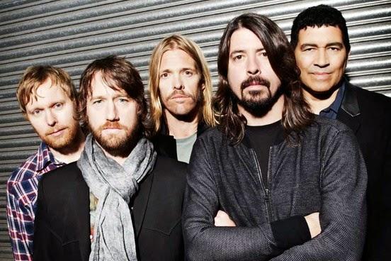 Foo Fighters divulgam teaser de 8 segundos do novo álbum