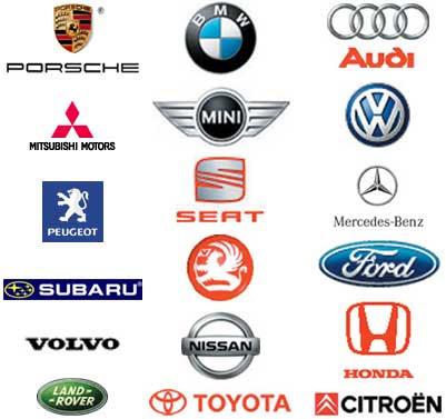 Auto Car Logos Car Logos