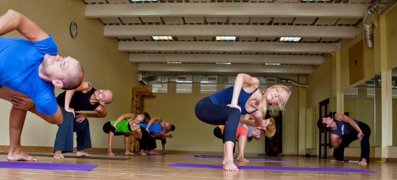 Йога студия Киев