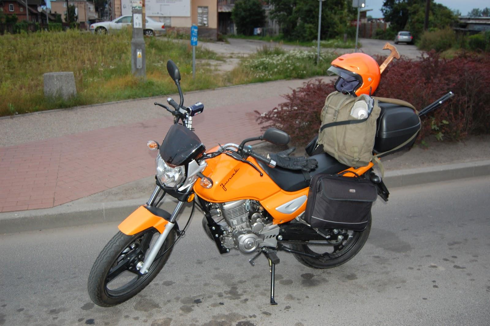 1561 km Junakiem 123 z Gdyni do Zakopanego