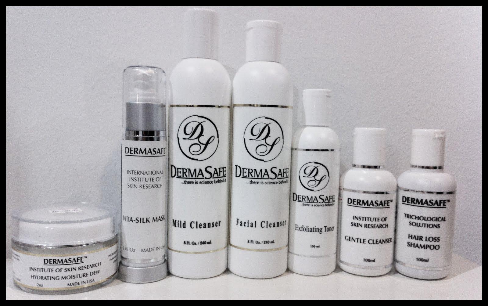 derma safe skin care