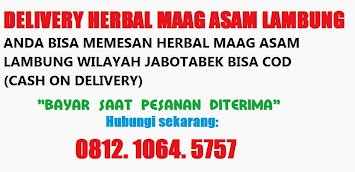 LAYANAN CASH ON DELIVERY JABOTABEK