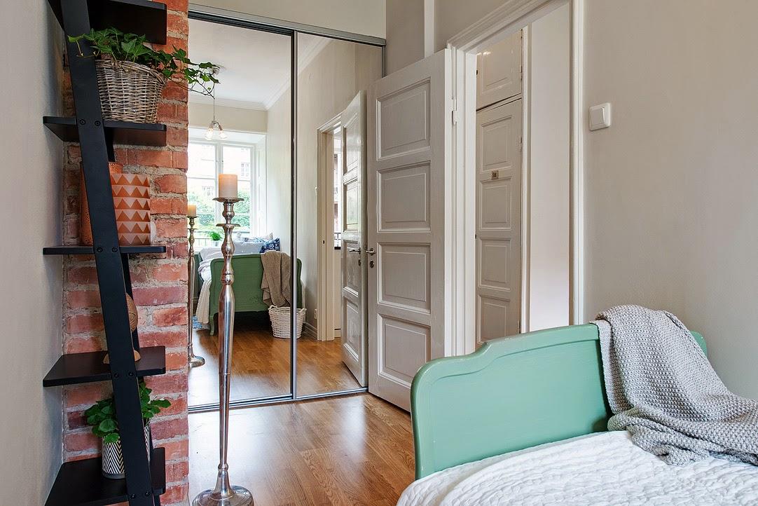 Ma maison au naturel un appartement en su de - Appartement spacieux lumineux en suede ...