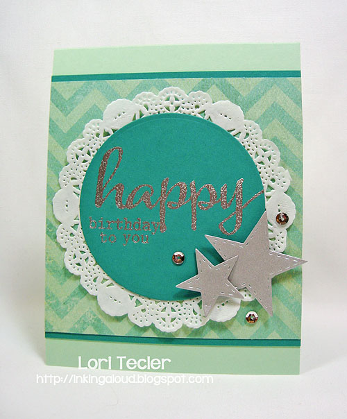 Happy Birthday to You-designed by Lori Tecler-Inking Aloud-stamps from Winnie & Walter