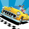 Crazy Taxi: City Rush Icon Logo