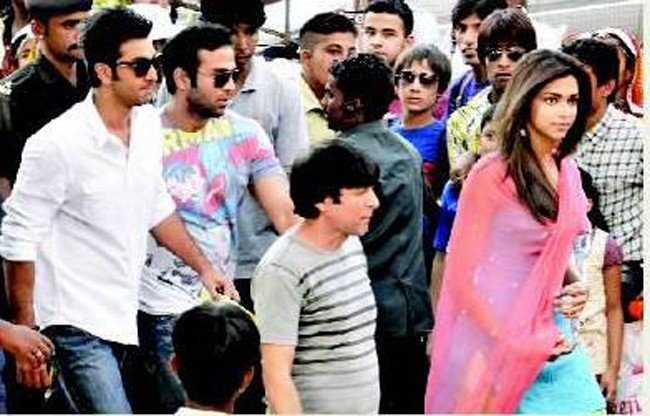 Ranbir Kappor And Dipika Padukon Upcoming Bollywood Movie Yeh Jawani