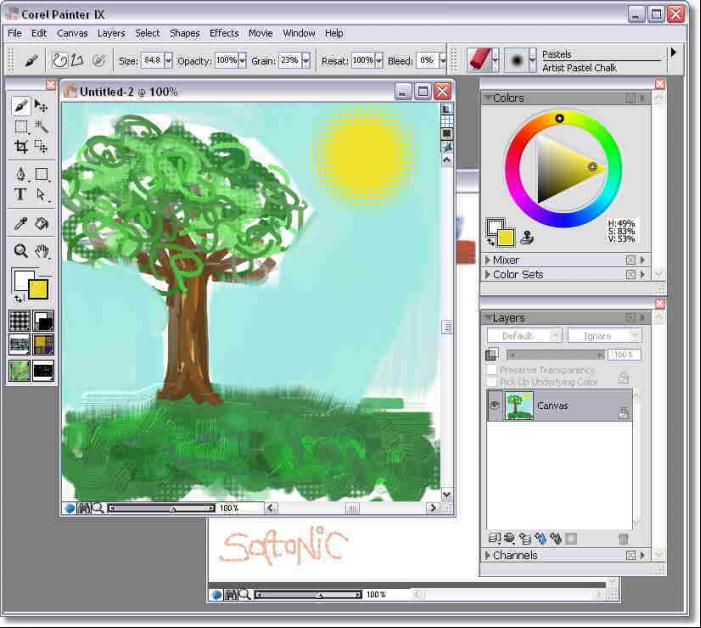 Corel painter 2015 14 1 free download latest version top software7 Best painting software
