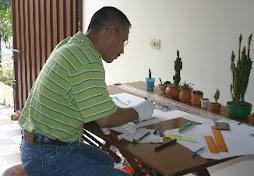 Artistas plásticos de la Región de Ocaña
