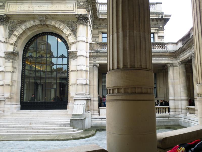 Paris Les Années 50 Palais Galliera